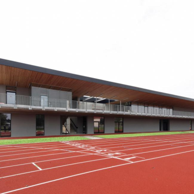 Track and Field Stadium Klagenfurt Austria