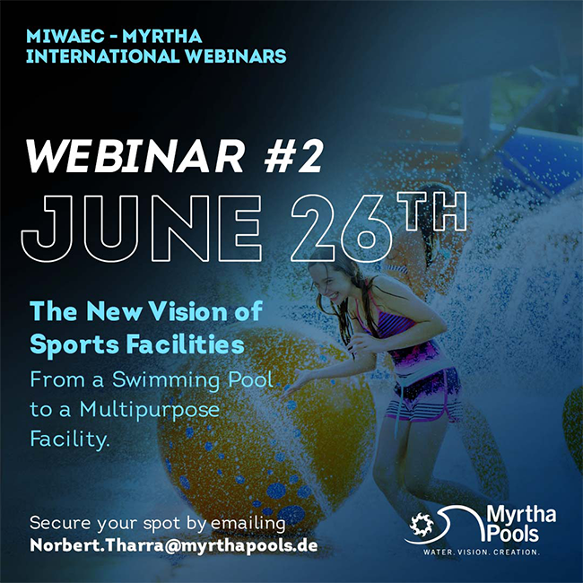 Flyer webinar myrtha pools