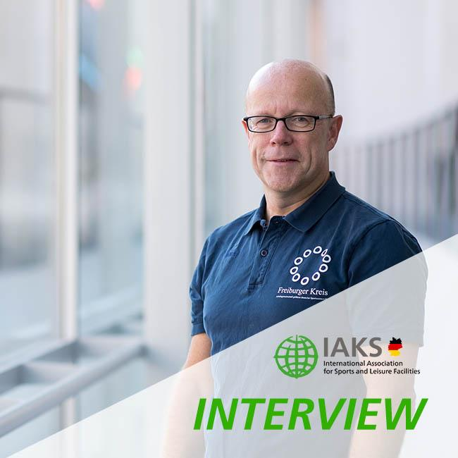 Boris Schmidt, Freiburger Kreis, Interview, IAKS