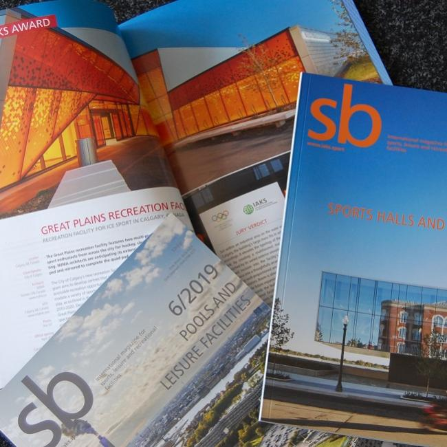 compilation of sb magazines